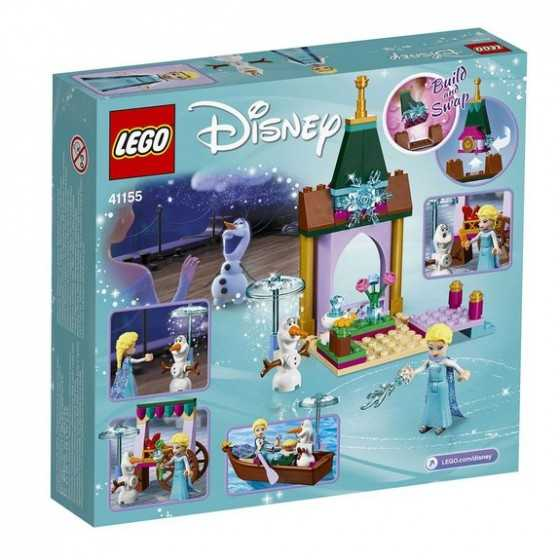 LEGO 41155 Les aventures d'Elsa au marché