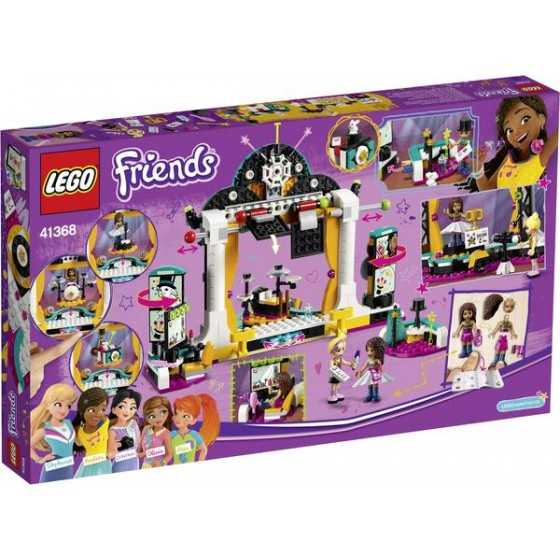 LEGO Friends Le spectacle d'Andréa 41368