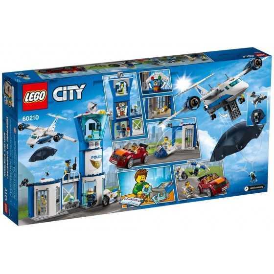 LEGO 60210 La base aérienne de la police