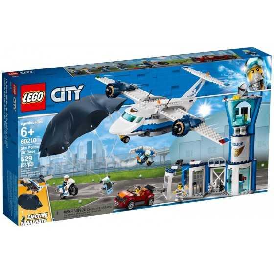 LEGO 60210 La base aérienne...
