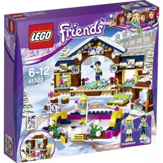LEGO 41322 La patinoire de...