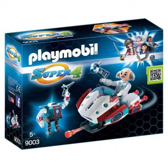 PLAYMOBIL 9003 Sky jet et...