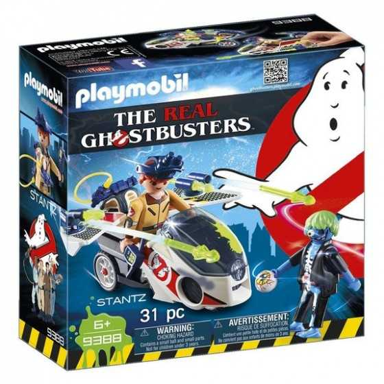 PLAYMOBIL 9388 GHOSTBUSTERS...