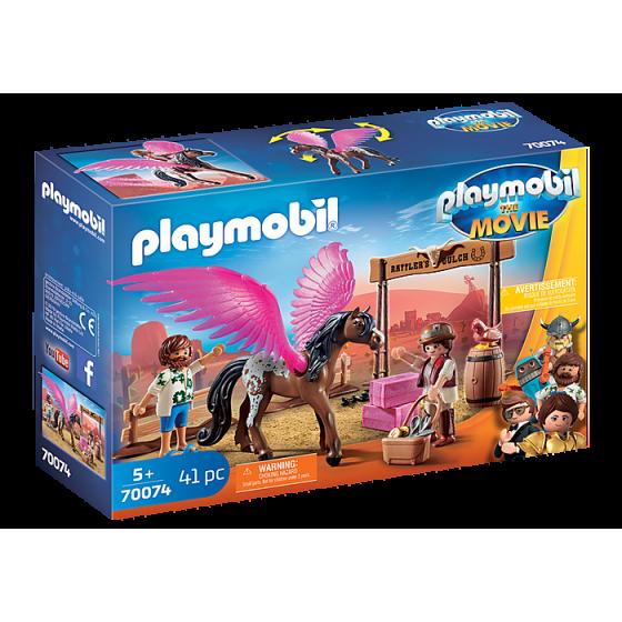 PLAYMOBIL 70074 THE MOVIE...