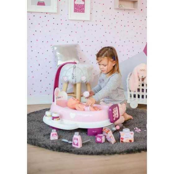 SMOBY Nursery électronique Baby Nurse