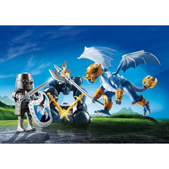 PLAYMOBIL 5657 Valisette Chevaliers Du Dragon