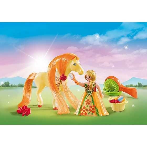 PLAYMOBIL 5656 Fantasy Horse Carry Case