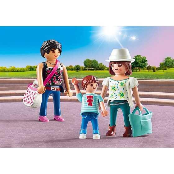 PLAYMOBIL 9405 Femmes avec enfant
