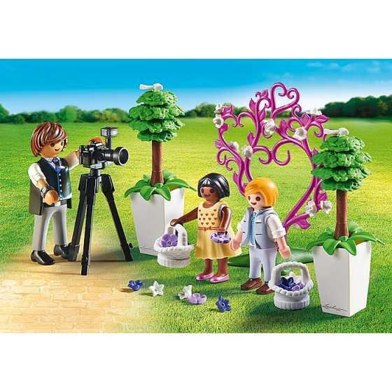 PLAYMOBIL 9230 Enfants d'honneur avec photographe