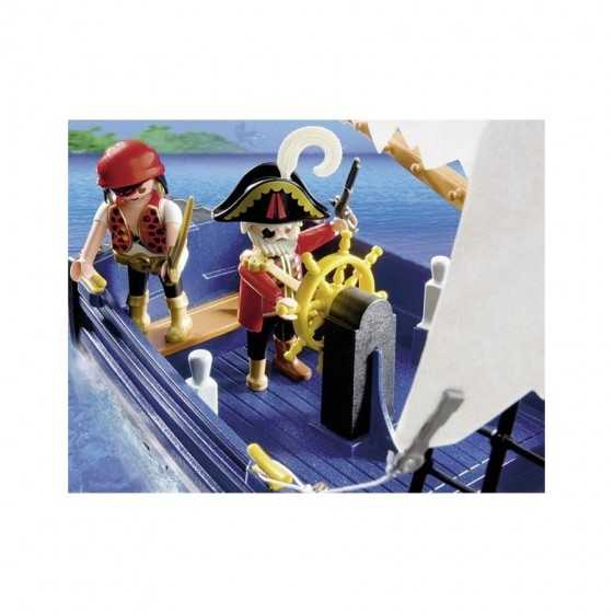 PLAYMOBIL 5810 Chaloupe des pirates