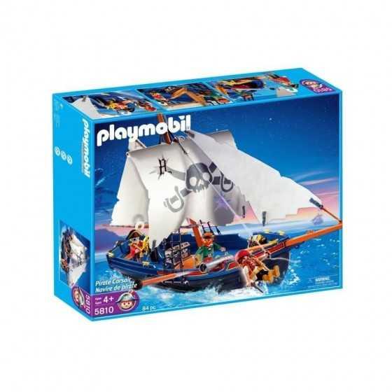 PLAYMOBIL 5810 Chaloupe des...