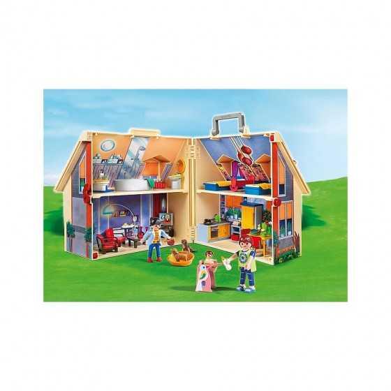 PLAYMOBIL 5167 Dollhouse Maison transportable