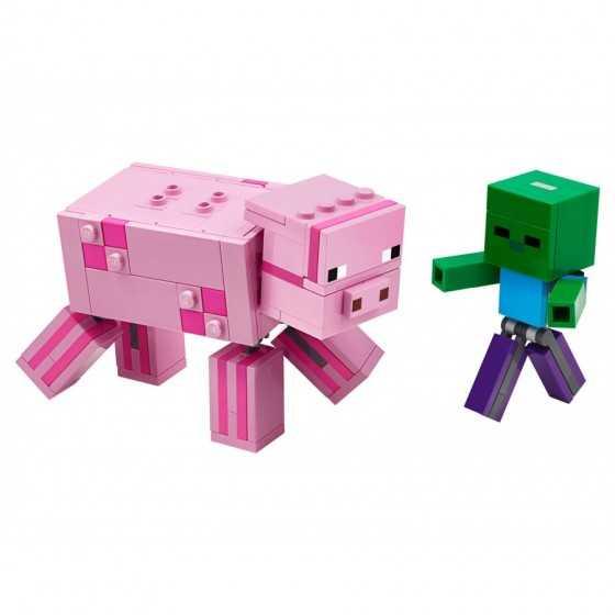 LEGO 21157 Bigfigurine cochon et bébé zombie