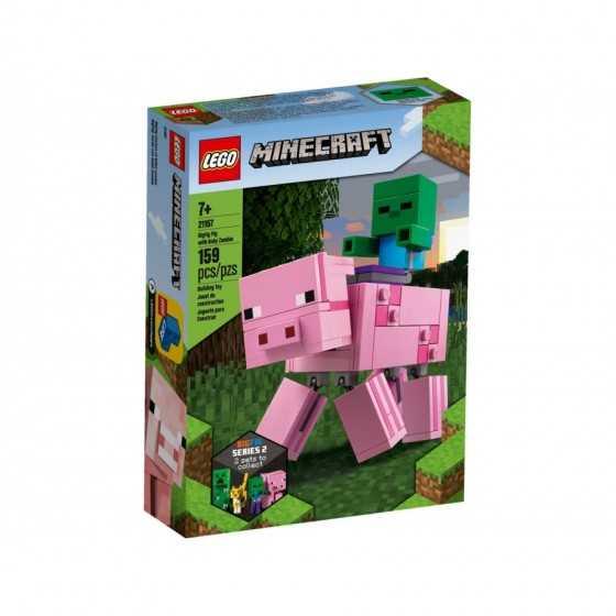 LEGO 21157 Bigfigurine...